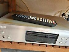 Denon DCD 720AE, CD-Player, silbern, inkl. Fernbedienung