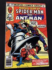 Marvel Team-Up #103 1981 Spider-Man & Taskmaster App! Fn