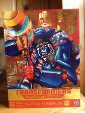 Transformers Prime Platinum Edition Ultra Magnus MISB