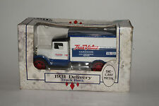 ERTL DIECAST 1931 HAWKEYE DELIVERY TRUCK BANK, TRUE VALUE, 1:34, NEW IN BOX