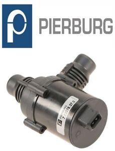 Pierburg Auxiliary Water Pump, BMW 5/6/7/X5 Series 00-10 see compatibility below