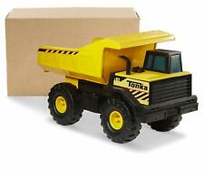 Kids Toy Dump Truck Large Heavy Duty Ride Mighty Outside Construction