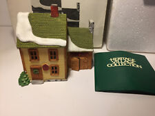 Dept 56 ~ New England Village Series ~ Livery Stable & Boot Shop ~ #6530-7