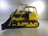 Vintage Mighty Tonka  Dozer T- 9 Outside Toy