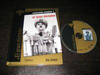Il Grande Dittatore DVD+ Libro di Charlie Chaplin
