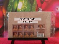 SCOTT # 5541-CHRISTMAS-OUR LADY OF GUAPULO-BOOKLET OF (20) FOREVER STAMPS