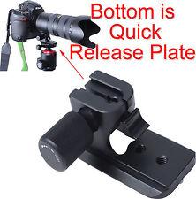 Kameraplatte Basis für Nikon AF-S Nikkor 70-200mm f/2.8G ED VR&II Stativschelle