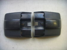 VW Beetle Bumper End Caps Front pair 1974-1979 Volkswagen. Also Super Beetle's