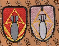 US Army 111th Ordnance Brigade dress uniform SSI patch m/e
