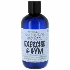 Muscle Ache - Pain - Relief Ease - Bath & Massage Oil - Exercise & Gym - 250ml