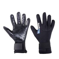 H2Odyssey 3mm Neoprene Thermal Diving Glove with Extra Grip Palm
