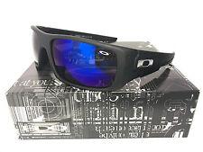 SunglassesCrankshaft Polarized!Matte Black/Blue Mercury Iridium