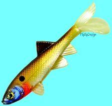 Berkley HAVOC 4-inch Tennessee Shad Sick Fish Fishing Lures - (HVMSF4-TNS)