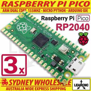 Raspberry Pi 4 Pico RP2040 Microcontroller MicroPython Board Arduino - SYD STOCK