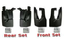 VW Crafter Mud flaps Splash Guard Front Rear 2006 on Set Of 4
