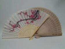 2 Beautiful Hand Held Fans