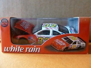 Dale Jarrett #32 White Rain Ford Thunderbird 1:64 Action Collectibles FREE SHIP