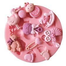 News Silicone Women Shower Fondant Cake Chocolate Mold Baking Sugarcraft Mould
