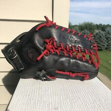 Rawlings Pro Preferred Trapeze PROS601KB Right Hand Throw Black/Red