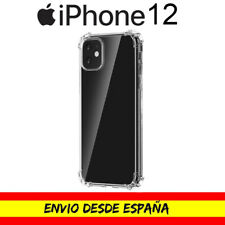 Funda Apple Iphone 12 Mini / 12 Pro / Pro Max / Reforzada Anticaida Transparente