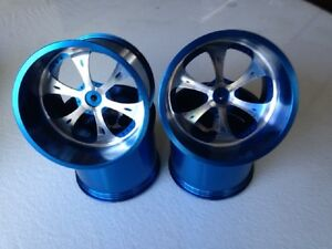 New RDLogics TMX Wheel Aluminum,TMAXX, HPI SAVAGE, Fits Pro line 40 Series Tires