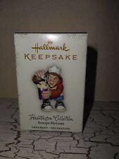 Hallmark Keepsake Halloween Hauntington Ornament Scoops McGore