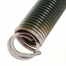 Garage Door Extension Springs - 110# White Springs - 7' high door - Pair