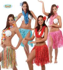 GUIRCA Set hawaiana hawaii costume carnevale donna mod. 16184