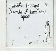 (GP805) Wishful Thinking, A Waste Of Time Well Spent - DJ CD