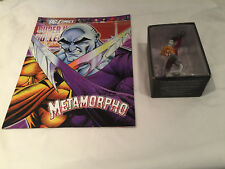 DC Super Hero Figurine & Magazine Collection METAMORPHO Issue #59*