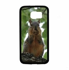 Squirrel Eating A Nut for Samsung Galaxy S6 i9700 Case Cover by Atomic Market