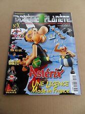 Dixième Planète 10 . Astérix - Avril / Mai 2001 - TBE - minus