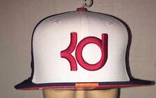 Nike KD VI Fourth of July Snapback Hat Cap Kevin Durrant 657980 100