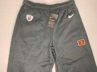 $75 Small NWT Nike Cincinnati Bengals Therma Fit Sweat Pants Men NFL Equipment