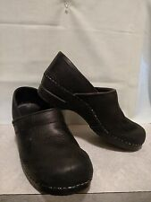 Sanita Danish Clogs Black Nurses Love Sanita Support Durable Comfortable Shoes