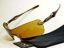 Oakley Dartboard L Tortoise Bronze Sonnenbrille Zero Conduct Nanowire Juliet Ten