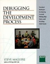 Debugging the Development Process: Practical Strategies for Staying Focused, Hit