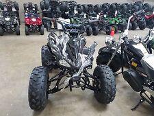 ATV 125cc Youth ATV TAOTAO CHEETAH SPORTS EDITION AUTO W/ REVERSE 125 MID SIZE