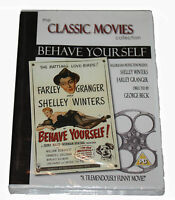 BEHAVE YOURSELF - THE CLASSIC MOVIES - DVD - NEW & SEALED BOX