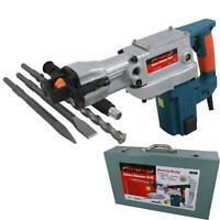 Neilsen SDS Rotary Concrete Masonry Hammer Electric Breaker Drill 240v 950w