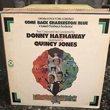 AT/GP Come Back Charleston Blue LP Vinyl Donny Hathaway Quincy Jones Soundtrack