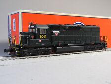 LIONEL PRR LEGACY SCALE SD40 DIESEL ENGINE 6041 O GAUGE train loco 6-84262 NEW