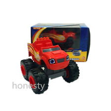1PC Blaze and the Monster Machines Vehicle Toy Racer Cars Truck BLAZE NEW