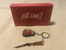 Loot Crate Exclusive Evil Dead 2 Keychain
