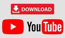 Video YouTube Downloader Convertitore MP3/MP4 per Windows con assistenza remota