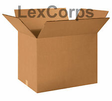 SHIPPING BOXES 8 Pack 24x18x18 Heavy Duty Box Mailing Moving Cardboard Storage