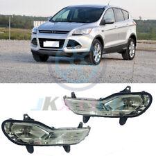 For Ford Escape Kuga 2013-2016 Right+Left Bumper Driving Lamp Fog Light k Assy