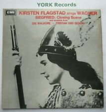 HQM 1138 - KIRSTEN FLAGSTAD - Sings Wagner - Excellent Condition LP Record