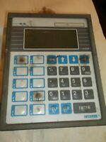 UNIOP EXOR USER INTERFACE CP04F-04-0042