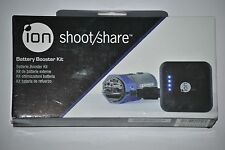 Ion Shoot, Share Battery Booster Kit with USB Cable